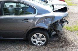 BN'er die een auto-ongeluk hebben gehad