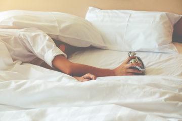 Ook veel slaapproblematiek onder beroemdheden