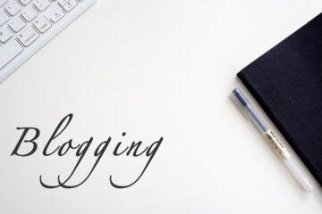 Blog starten