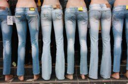 Merken dames jeans