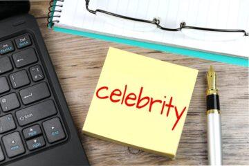Waan je als een celebrity
