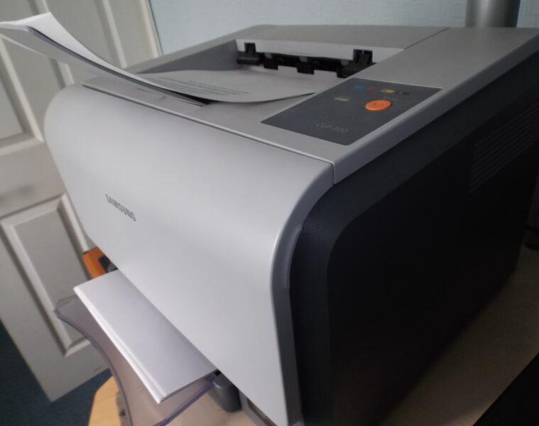 Waarom we steeds meer lijken te printen